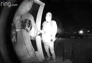 VIDEO: Police in Waldorf Investigating Burglary
