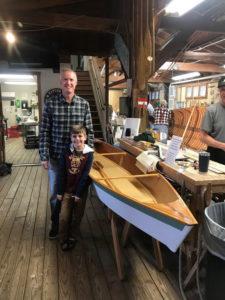 Patuxent Small Craft Guild Announces Canoe Raffle Winner