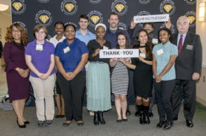 Scholarship Recipients Thank College of Southern Maryland's Donors for 'Transforming Lives, One at A Time'