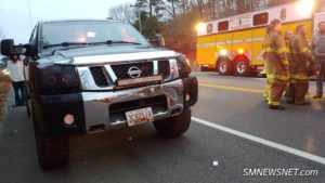 Man Injured After Struck by Vehicle on Point Lookout Road in Great Mills