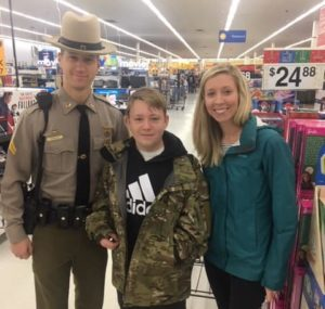 UPDATE: St. Mary's County 15th annual Shop with A Cop Program Was a Success