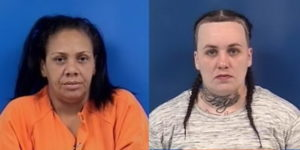 Two Women Arrested in Calvert County for Package Thefts