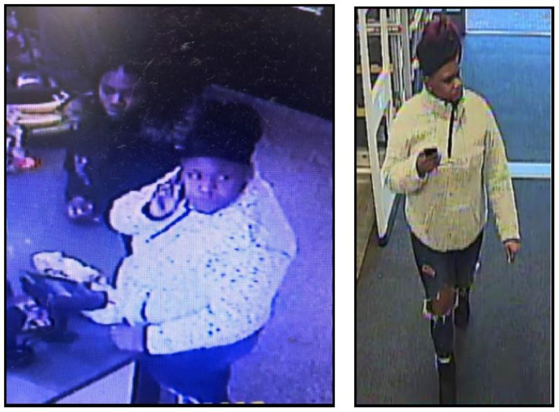 Calvert County Sheriff's Office Seeks Public's Help Identifying Theft Suspect