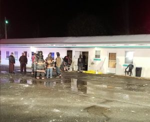 Fatal Motel Fire in Charles County Under Investigation