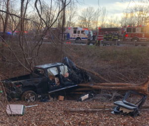 Lusby Man Seriously Injured After Motor Vehicle Accident in Prince Frederick
