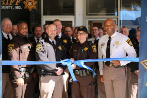 Charles County Sheriff's Office Opens New District II Station in Bryans Road