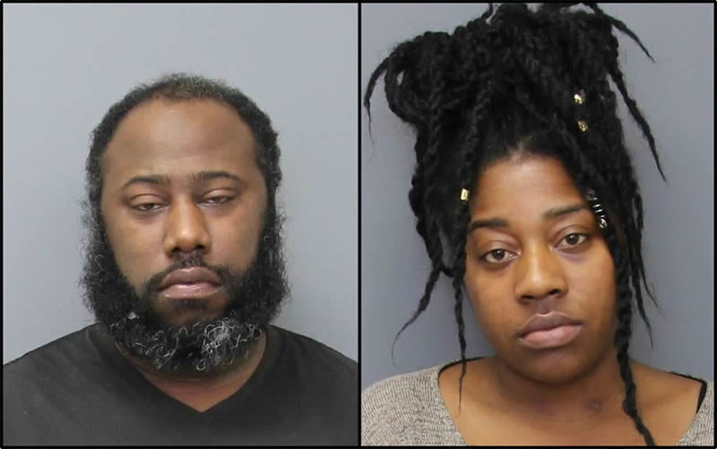 Gunfire at Cemetery in Waldorf Leads to Gun and Drug Charges for Two