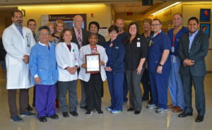 UM Charles Regional Medical Center Recognized for Promoting Organ, Eye, and Tissue Donations