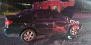Minor Injuries Reported After Motor Vehicle Accident on Great Mills Road