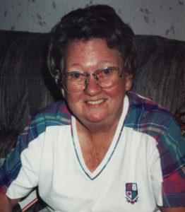 """Barbara May """"Barb"""" Baumgartner, 89"""