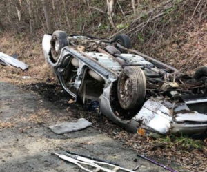 Serious Crash in Prince Georges County Sends Two to Trauma