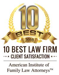 The Dugan, McKissick & Longmore, LLC Has Been Nominated and Accepted as 2018 AIOFLA'S 10 Best Law Firm in Maryland For Client Satisfaction