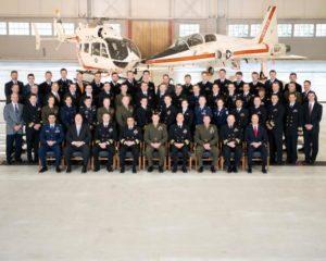 U.S. Naval Test Pilot School Graduates Class 154