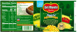 Under-Processed Corn Leads to 65,000 Cans Being Recalled