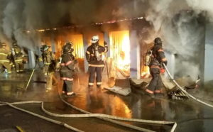 UPDATE: Fire Damage to Storage Units in Waldorf Estimated at Over $750,000