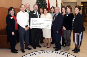 Calvert County Chamber of Commerce Awards $2,000 to CSM