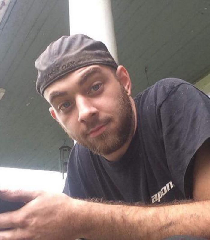 Christopher Dale Hiner, 27 of Huntingtown