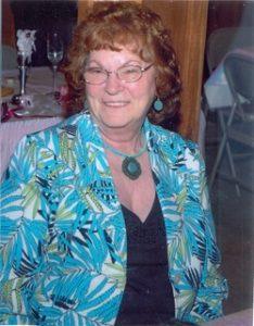 Helen Louise Burroughs Buckler, 86