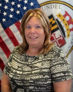 The Maryland State Firemen's Association Regrets to Announce Passing of Past President Jacqueline Olson