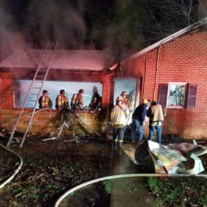 UPDATE: Deputy State Fire Marshals Investigate Fatal Fire in Waldorf