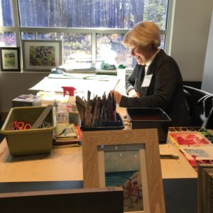 "Observe ""Artists in Action"" at Annmarie Sculpture Garden & Arts Center"