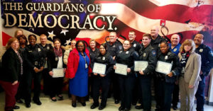 St. Mary's County Sheriff'f Office Employees awarded