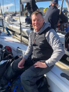 "Scott ""Gus"" Ward, of Hollywood, Md., recently competed in one of the world's top yacht races with an all-Australian crew."