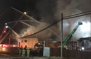 2-Alarm Fire in Prince Georges County