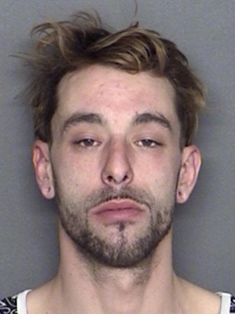Justin Steven Leitch, 28, of Lexington Park
