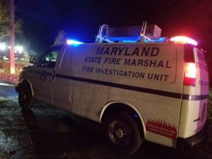 The Office of the State Fire Marshal is Investigating Explosion at Mechanicsville Home