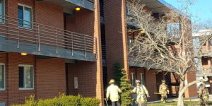 Building Fire on Patuxent River Naval Air Station Quickly Extinguished
