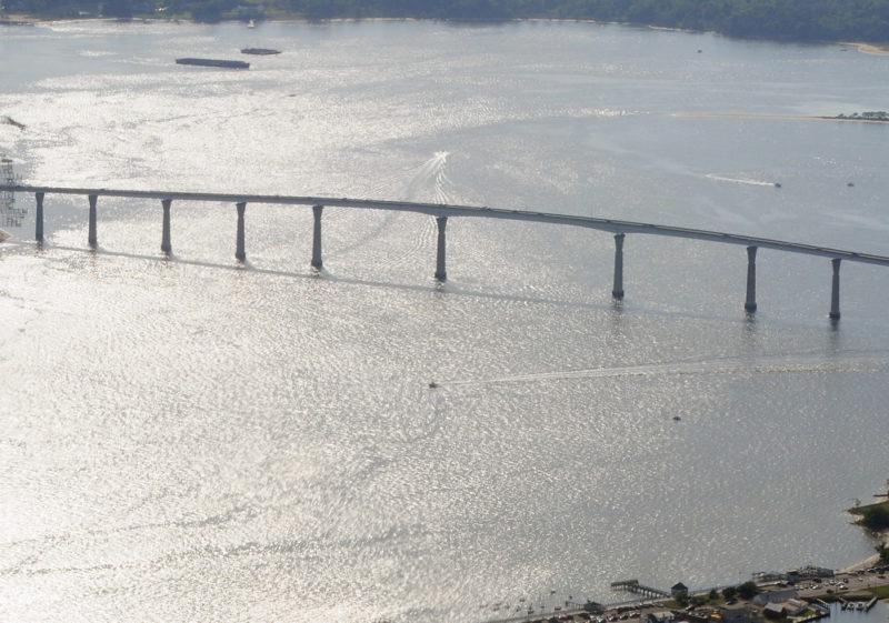 Thomas Johnson Bridge Inspection Scheduled for November 3, to November 7