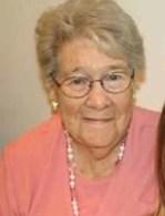Dora Elizabeth (Delozier) Adams, 97