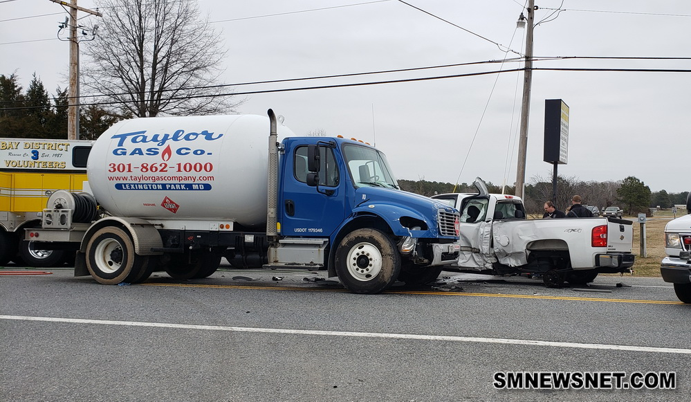 Three Injured in Midday Motor Vehicle Accident in Callaway