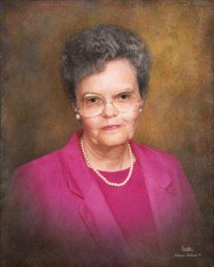 Mary Edsel Copsey (nee Herbert), 92