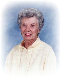 Amy Ann Colbeck Bentley, 94