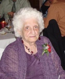 Doris Margaret Hill, 93