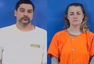 Huntingtown Couple Arrested on Multiple Drug Charges