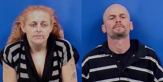 Couple Arrested on Drug Charges at Dunkirk Wawa