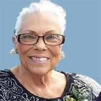 Betty Jane Vaughn, 75