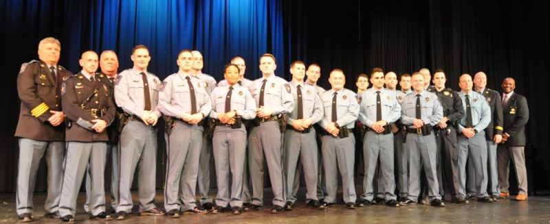 St. Mary's County Sheriff's Office Welcomes 12 New Deputies