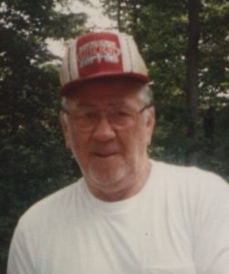 Albert Johnson Russell, 90