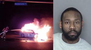 VIDEO: Convicted Lexington Park Felon Found with Loaded Stolen Handgun After Crashing Car