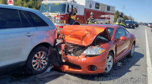 Two Motor Vehicle Accidents Reported in Hollywood Less Than 30 Minutes Apart
