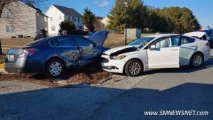 One Person Transported to Area Trauma Center After Motor Vehicle Accident in Lexington Park