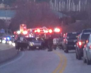 Two Motor Vehicle Accidents Reported On Thomas Johnson Bridge in Under 2 Hours