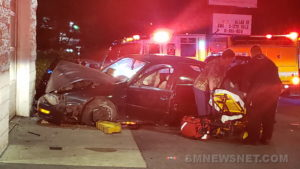 Alcohol Suspected in California Crash That Sends Two to Hospital