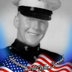 Captain James Andrew Andes, Sr., USMC (Ret.), 82