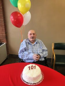 We Wish a Happy 101st Birthday to Chuck Lewis