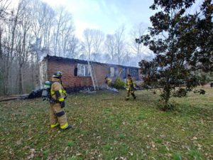Firefighters Quickly Extinguish House Fire in Loveville Caused by Dryer